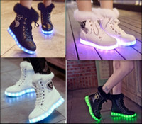 Cheap boots Best LED shoes