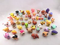 Wholesale Q Pet Littlest Pet Shop LPS Animals Toy Children s favorite gift Freeshipping min