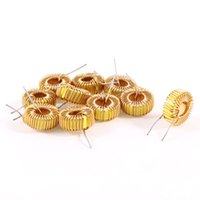 Wholesale FS Hot Toroid Core Inductor Wire Wind Wound uH mOhm A Coil order lt no track