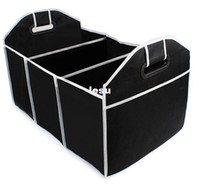 auto accessories bag - New Arrive Car Trunk Organizer Car Toys Food Storage Container Bags Box Styling Auto Interior Accessories Supplies Gear Products