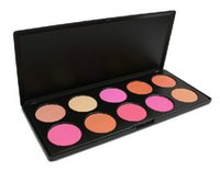 Wholesale New Makeup Colors Blush Paletteblush Powder professional Colors Fashion Beauty Product Shadow Pro palette