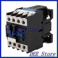 Wholesale V Coil mm DIN Rail Mounting P NO AC Contactor V Ui A Ith CJX2