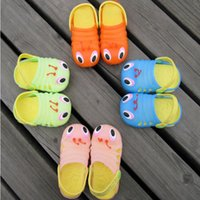 Wholesale 2015 New Kids Shoes Sandals children summer sandals baby carpenter worm hole shoes Kids casual shoes hot sale pc pairs Melee