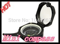 angle compass - New arrival High quality camping equipment geological compass measuring inclination angle of vertical angle slope