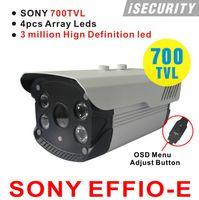 Wholesale million Hign Definition SONY EFFIO E TVL CCTV Security Surveillance Outdoor Camera