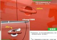 Wholesale For Toyota Vios dr Sedan ABS Side Door Handle Bowl Cover Trim set