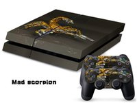 Cheap MAD SCORPION Best PS4 CONSOLE CONTROLLER
