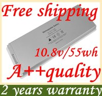 Wholesale New laptop battery For Apple MacBook quot MA254 MA255 MA699 MA700 A1185 MA561 MA561FE A MA561G A MA561J A
