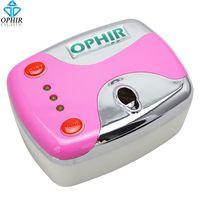 airbrush makeup machines - OPHIR Mini Air Compressor for Airbrush Spray Paint Black Airbrush Compressor Kit Makeup Body Tattoo Hobby Machine V_AC002