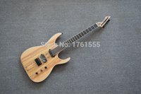 Wholesale Custom Ebony board Blackmachine Strings Strings or Strings Special Shape Electric Guitar