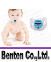 Wholesale LLFA2172 Retail Brand New LCD Digital Infant Baby Temperature Nipple Thermometer
