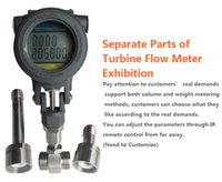 Wholesale LWCY A FINEMETER Small Aperture Turbine Flowmeter