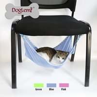 air mesh chair - Summer Choice Under Chair Breathable Air Mesh Pet Cage Hammock Cat Bed Hammock