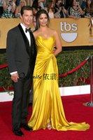 Cheap gold celebrity dresses Best sexy celebrity dresses