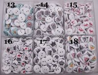 Wholesale WB0181 MM buttons for craft scrapbooking accessories White buttons mixed sewing supplies