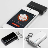Wholesale New CN Free alcohol breath tester for android cellphone apple iphone