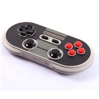 Wholesale New Bitdo NES30 Pro Wireless Bluetooth Gaming Gamepad Game Controller Joystick for iOS Android PC Mac Linux