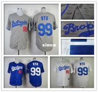 best jin - 30 Teams Jin Ryu Jersey Best Quakity authentic baseball Los Angeles Dodgers jersey Stitched Accept Mix Order size M XXXL