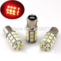 beam standards - super bright xenon White Standard Socket SMD LED Car Tail Lights Lamps Bulbs V
