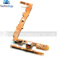 Cheap For LG Optimus L7 P700 P705 USB Dock Connector Charging Port & Microphone w Home Key Button Flex Cable Ribbon Free shipping