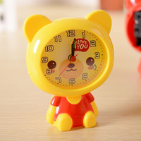 antique gift shop - Bear cartoon alarm clock creative gifts children personality and practical gifts customized gift shop
