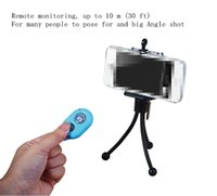 Wholesale Exclusive Agency Newest colorfubluetooth self timer adapter suit for universal mobile phone as gift