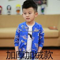 100% cotton jackets - Boys Jackets Children Outwear Korean Jacket Kids Jacket Children Clothes Kids Clothing Children Jacket Autumn Coat Winter Coat Kids Wear