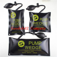 best air pump - Best Airbag KLOM PUMP WEDGE LOCKSMITH TOOLS Auto Air Wedge Lock Pick Open Car Door Lock air bag small medium big