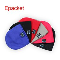 audio girl - Wireless Bluetooth Beanie Hat Pom Pom Headphone Headset Music Audio Cap for Women Men with Speaker Mic Hands Free Outdoor Sports Colors