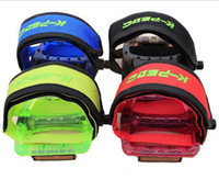 bicycle pedal covers - Popular Cycling Equipment Bicycle Pedal Beam Foot Straps Shoe Cover