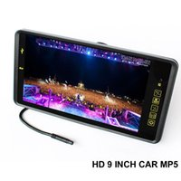 flash mp5 - TOP TFT LCD x480 P Inch Car FM Mp4 MP5 Video Player Auto Parking Monitor Support Rear Camera SD USB Flash Built in Speaker