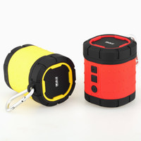 Universal wireless waterproof speaker - US Stock Mini Speaker BV350 Portable Indoor Outdoor Mini Wireless Bluetooth Speaker Stereo Audio Sound Waterproof Shockproof Speakers