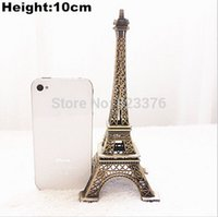 Wholesale DHL Freeshipping High quality fashion Eiffel Tower model hot craft and wedding gifts CM