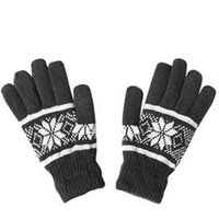 Wholesale 2014 New Fashion Unisex Feel good Soft durable Knit Wrist Gloves Winter Warm Brand Newst Gloves Hot Selling