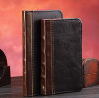 bible covers wholesale - Original Holy Bible Case for iPhone s for iPhone s Plus PU Leather Book Wallet Cover Customized Available