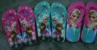 Wholesale 9 off on sale yards Children s slippers elsa anna princess flops household shoes drop shipping hot sale paris LY