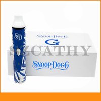 Wholesale Blue And White Porcelain Dry Herb Herbal Vaporizer Snoop Dogg G Pro Herbal Vapmizer E Cigrattes Kit Dry Herb Kit