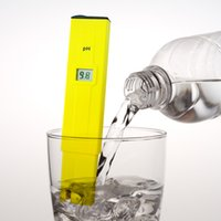 Wholesale PH Meter Tester Pocket Pen LCD Aquarium Water Urine Lab Monitor