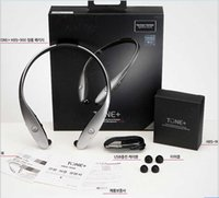 Wholesale HBS hbs900 Headsets Headphones Tone Infinim Neckbands Wireless Stereo Earphones Bluetooth CSR Sport Headphone HBS Headsets