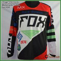 Wholesale motorcycle Racing Jersey motorcycle T shirt M XXL racing motorbike motocross jersey cycling MTB downhill shirts