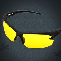 night vision glasses - Night Vision Driving Sunglasses For Women Men New Brands Vintage Classic Eyewear Bicycle Jogging Designer UV protection Designer sun glasses