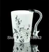 bass guitar notes - Black Guitar Electric Bass Music Note Coffee Cup Mug Christmas Gift