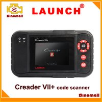 obd2 scanner launch - 100 Original Launch Creader VII Creader VII Plus creader plus creader Auto Code scanner CRP123 crp123 scan tool OBDII OBD2