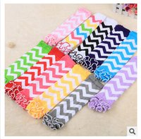 Wholesale Baby Chevron Leg Warmer infant leg protector floral kids socks children leggings tight child stockings candy colors accept color choose