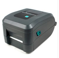 Wholesale Hot selling Zebra GT820 DPI Label Barcode Printer Support D and D barcode Thermal Transfer Direct Thermal