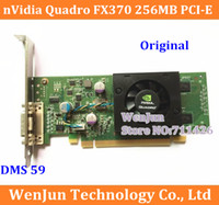 Wholesale Original Quadro FX370 FX M PCI E DMS Professional Graphic Video Card order lt no track