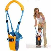 Wholesale Retail baby carrier Harnesses Infant keeper Walkers Toddler safety Harnesses Learning Walk Assistant Baby Safety Gear HX