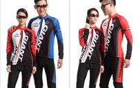 Wholesale New Styles team Cycling Jersey Bike Jerseys cyclinggaint long sleeve Men sports riding Suit bicycle clothes for men