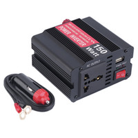Wholesale Hot Selling High Quality W V DC to V AC Voltage Car Truck Boat Power Inverter Converter