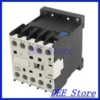 Wholesale CJX2 K0601 V Coil A mm DIN Rail Phase P NC AC Contactor Ui V